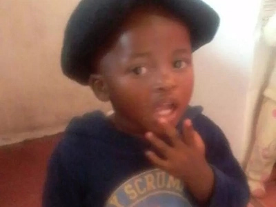 Baby boy, aged 2, falls in FIRE, burns to death in rubbish heap (photos)