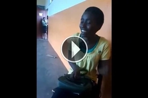 OMG: This talented African girl sings Beyonce's 'Halo' and the Internet is in tears