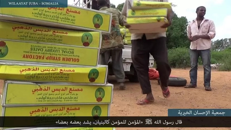 Al-Shabaab militants cause outrage over food supply
