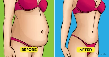 How to get a flat stomach in 12 easy steps