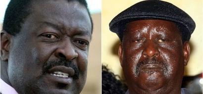 A MUST watch video of Raila Odinga saying that Musalia Mudavadi is irredeemably corrupt