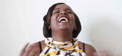 Top Kenyan comedian pays dowry, shows off, his curvy wife-to-be (photos)