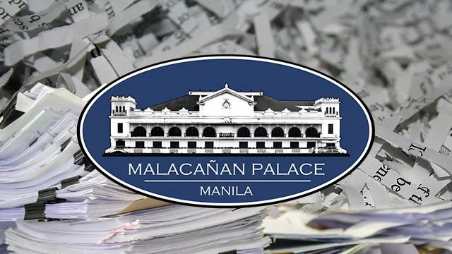 Document shredding in Malacañang, exposed