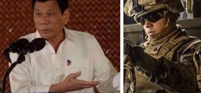 US forces will die in Mindanao, warns Duterte