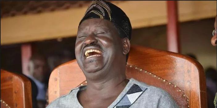 Kisii youth sing songs of praise for Raila after being paid KSh 2,000 to meet Uhuru in Nakuru