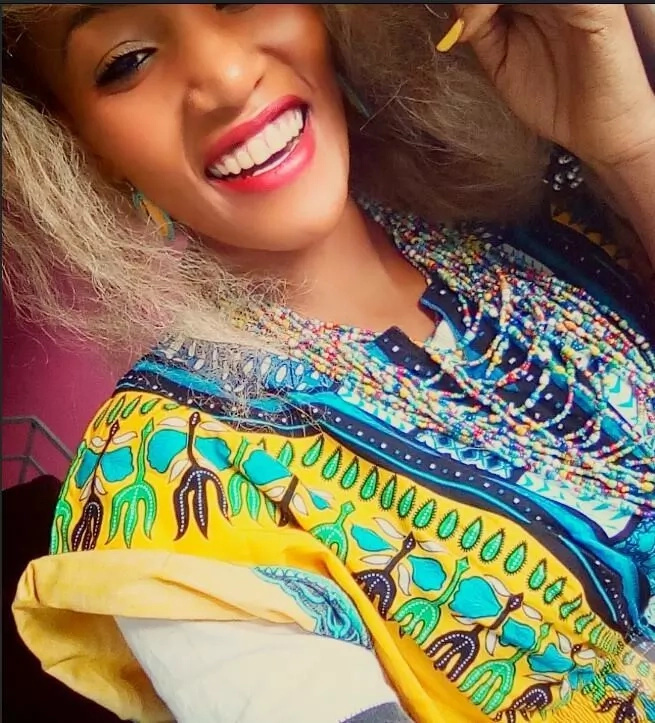 17 scintillating photos of Pastor Kanyari's sister which will make you doubt she knows God'