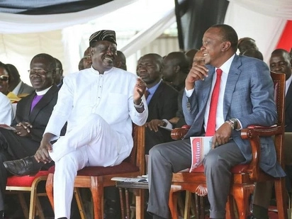 Uhuru ready to dialogue with Raila - Jubilee leaders