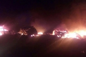 Rest in Peace, Raila Odinga and DP Ruto send condolences as Kenyans mourn victims of Naivasha TANKER tragedy