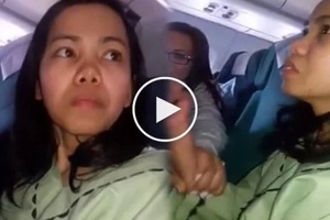Watch how this OFW shows fear at the slightest touch - horribly traumatized after being abused by Kuwait employer!