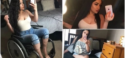 Wheelchair bae! Meet disabled model taking Instagram by STORM (photos)
