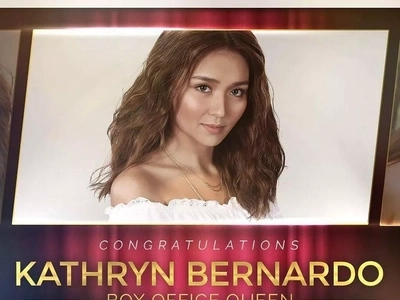 Sorry Maine and Liza,Kathryn Bernardo is 'The Box-Office Queen'! Can't Help Falling In Love, Certified box office hit!