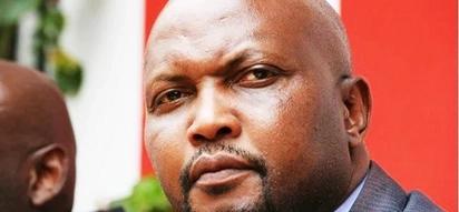 Moses Kuria atoa matamshi haya ya kuhuzunisha kwa Ngilu baada ya kumpoteza rafikiye
