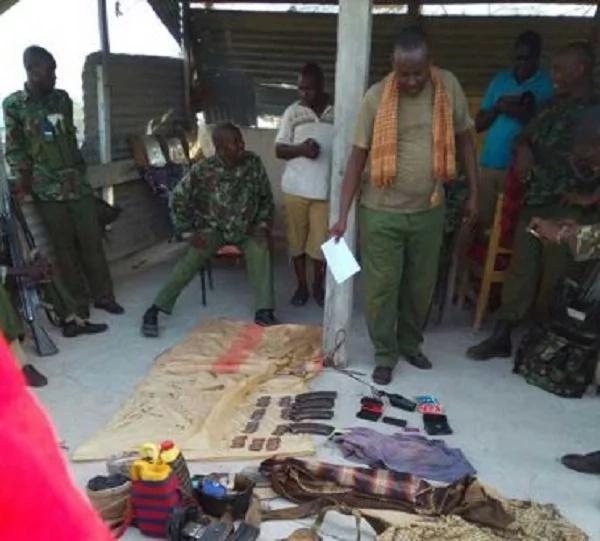 Police launch DEADLY assault on al Shabaab, kill 4 terrorists