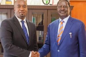 Muasi wa CORD ajipata kwa dimbwi la MASAIBU baada ya kuwatishia Joho na Raila Odinga