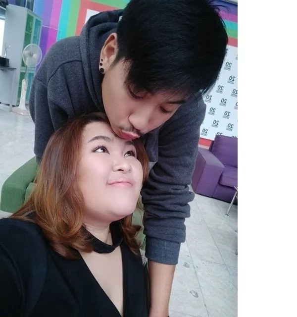 Netizens are applauding this man for being proud of his plus size girlfriend