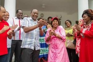 Joho's deputy now in deep trouble days after Uhuru welcomed her to Jubilee