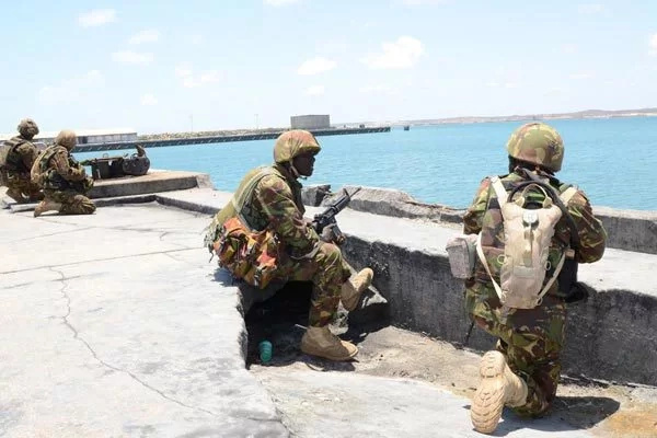 KDF soldiers killed in IED attack near Kenyan border