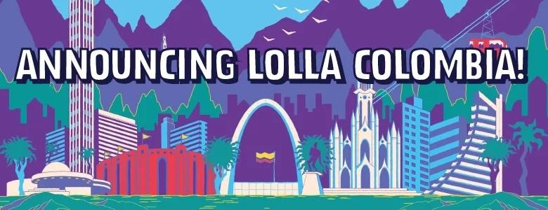 Conoce aquí los artistas que animarán el Lollapalooza colombiano