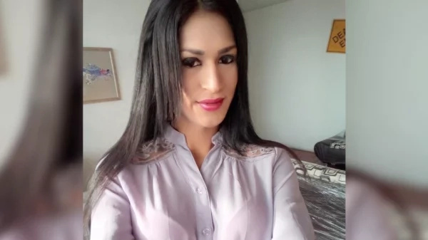 Queman a reina transexual en México