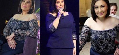 Sharon Cuneta stuns everyone with her slimmer-than-ever figure for upcoming show