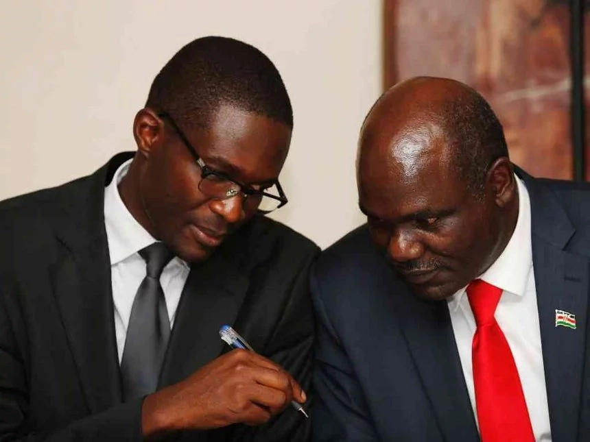 We are safeguarding public money - Chebukati explains suspension of Chiloba