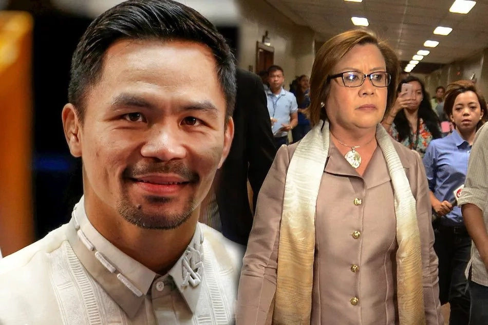 Pacquiao initiated De Lima ouster