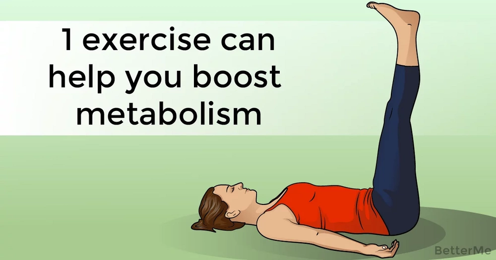 This 1 exercise can help you boost metabolism