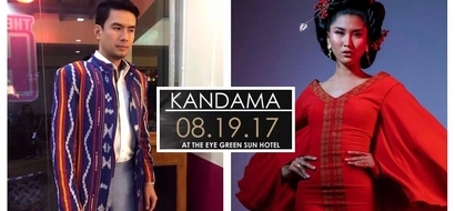 Uplifting Pinoy talent & culture through fashion & arts: Kandama's official launch set on August 19 in Green Sun Hotel