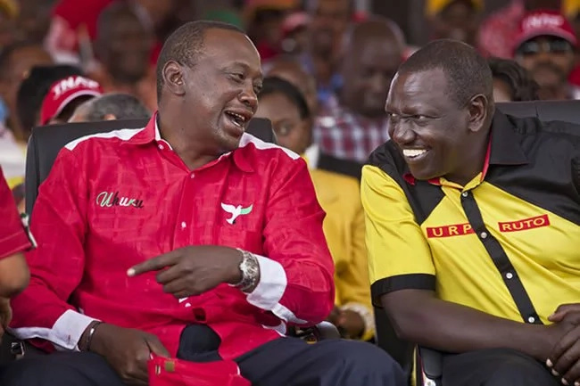 Aspirant loses nomination because of posing for picture with UhuRuto