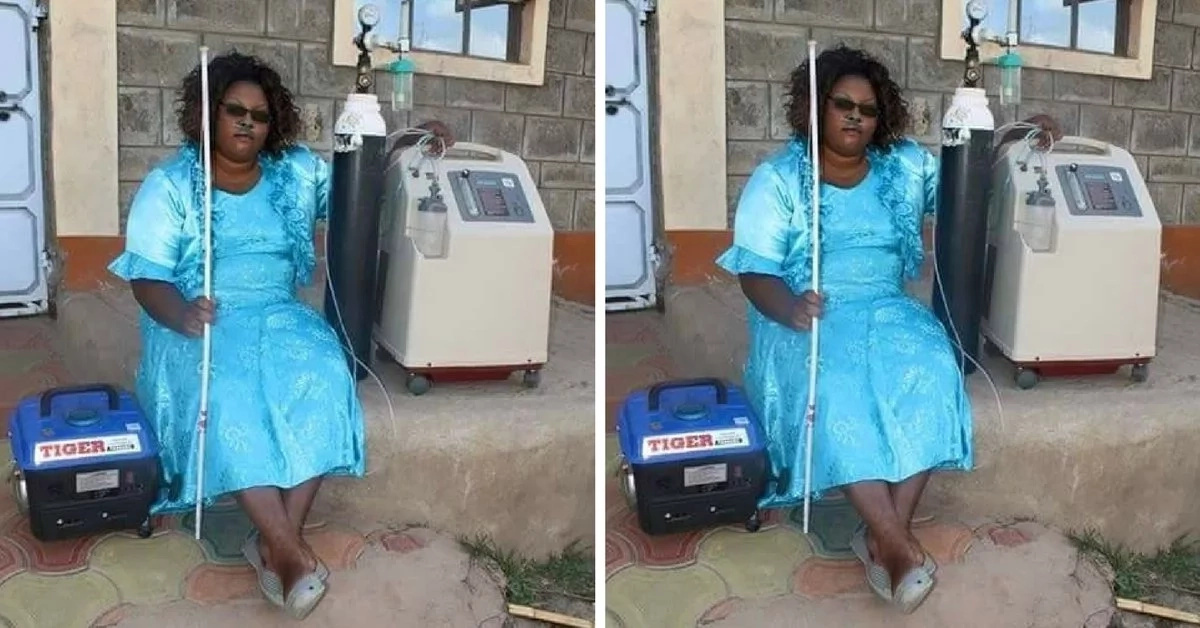 Unbelievable! Kenyans raise KSh 2 million in 3 days for abandoned lady on life support