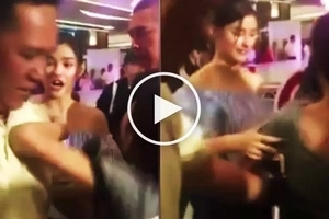 Sweet Liza Soberano fights off bodyguard who tried to prevent her fan from taking picture with her