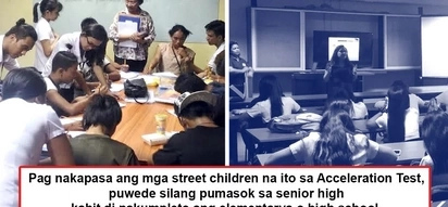Eto ang tunay at sincere na malasakit! Xavier University gives street children free night classes, providing them opportunity to enter senior high