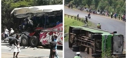 150 Kenyans died in the first two weeks of December from road accidents - Govt says