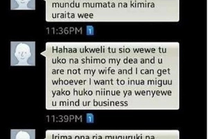 DRAMA! Man BADLY exposed by girlfriend for using her money to entertain other women