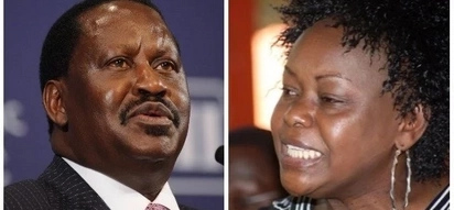 Millie Odhiambo fires back at the US on Raila's behalf following threats to sanction the opposition leader, details