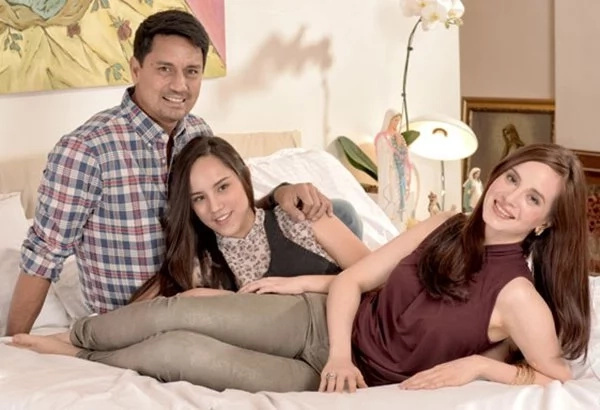 Ang bongga ng bahay nila! Richard Gomez and Lucy Torres lives in an elegant all-white house in Forbes Park