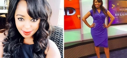 Lilian Muli introduces her sweet mum to Kenyans for the first time (photo)