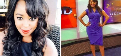 Citizen TV's Lillian Muli has been heartbroken again and her social media post tells it all