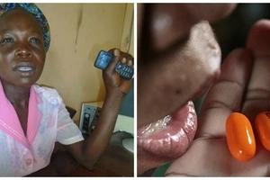 Panic as hunger forces hundreds to ABANDON HIV drugs in Uganda