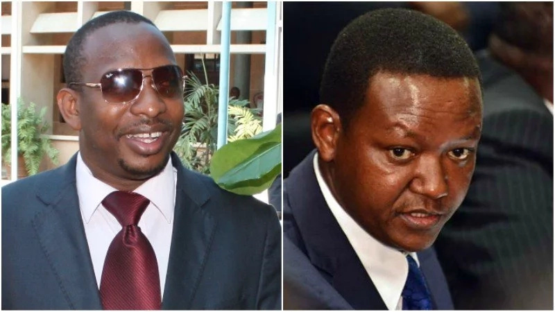 Sonko speaks on shifting political tuff