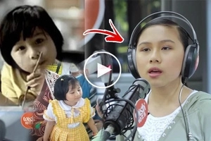 Chacha Canete, Bulilit No More! Showcases her Singing Talent in Wish Bus