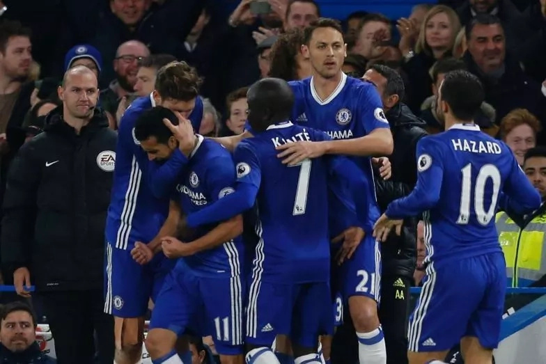 Conte: Old Chelsea would have collapsed against Spurs