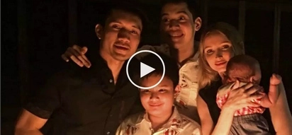 Still a dad! James Yap says he is always there for son Bimby