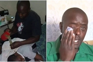 HEARTBREAK after Nakuru woman whose husband quit job to take care of her dies
