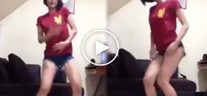 Pinay teen shared amazing dance video that went viral