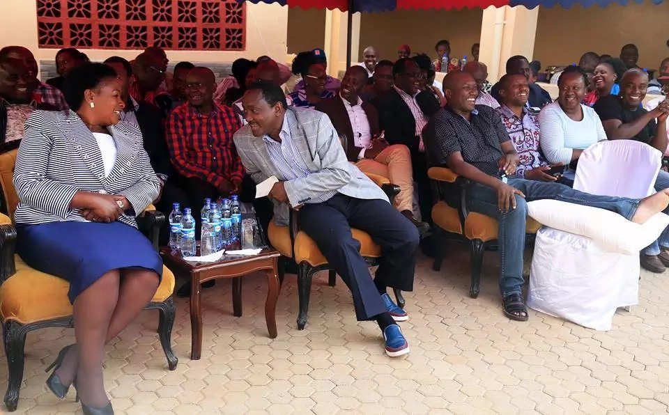 NASA leaders join Wavinya Ndeti in court as petition against Mutua re-election hots up