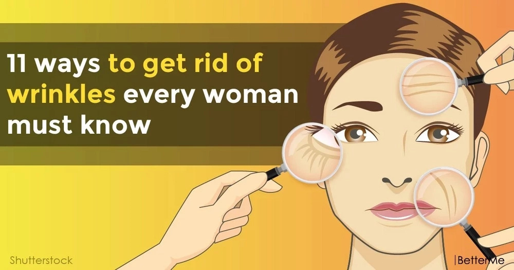11 ways to get rid of wrinkles naturally