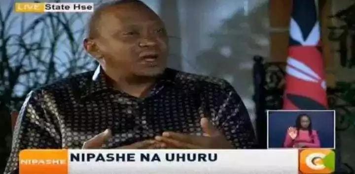 Lulu na Kanze Dena wakosolewa vikali baada ya kumhoji Rais Uhuru Kenyatta