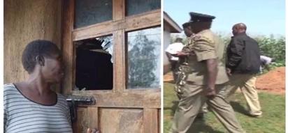 Wingu la huzuni na mshtuko latanda Kisumu huku mwanamke 63 akiuawa kikatili akimkinga mtoto wake