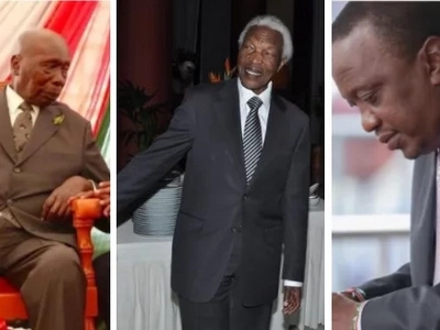 How government and opposition leaders mourned the late former minister Bethuel Kiplagat